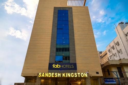 Fabhotel Sandesh Kingston Gandhinagar