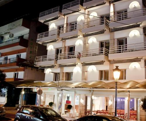 Hotel Eva Paralia