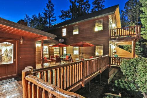 Alpenhorn Bed and Breakfast - Big Bear Lake, CA 92315