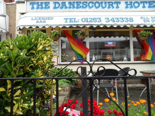Photo of The Danescourt Hotel Bed and Breakfast Accommodation in Blackpool Lancashire