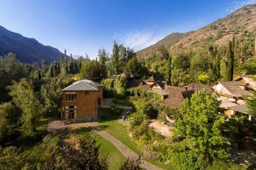 Hotel Altiplanico Cajón del Maipo Photo