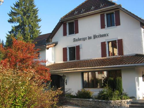 Auberge du Prvoux