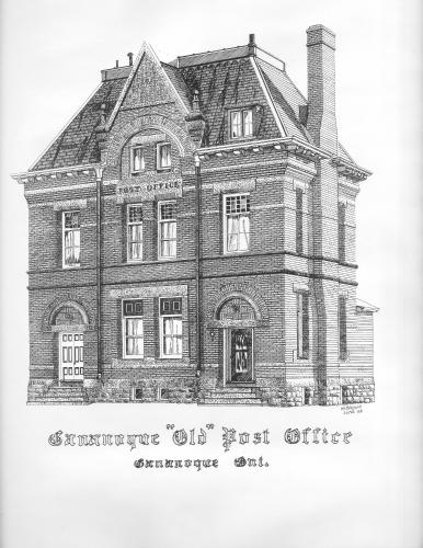 The Old Post Office, Gananoque