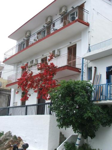 Glyfoneri Pension - Paraliaki Odos, Skiathos Greece