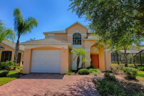 4BR Villa - 4 bed with games room on golf course