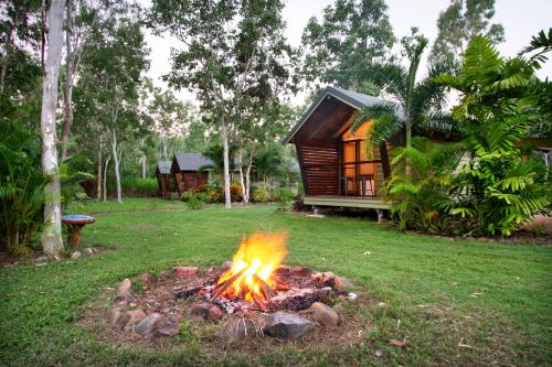 Airlie Beach Eco Cabins,