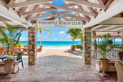 Pineapple Beach Club - All Inclusive, Willikies