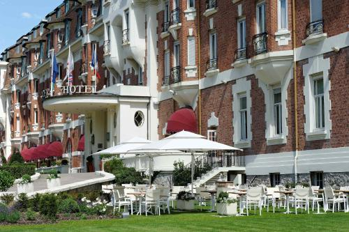 Westminster Hotel & Spa Le Touquet Paris Plage