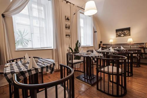 Domus henrici hotel review prague travel for Domus henrici boutique hotel prague