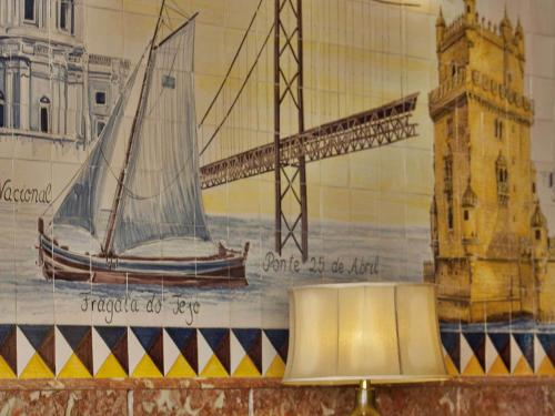 TURIM Lisboa Hotel photo 7