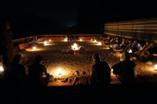 Candles Camp, Wadi Rum