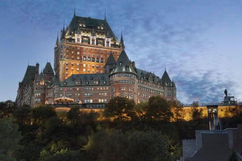 Fairmont Le Chateau Frontenac Photo