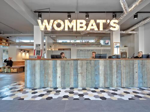Hotel Wombats City Hostel London