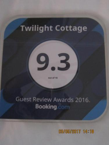 Twilight Cottage Photo