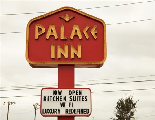 Palace Inn Copperfield Photo