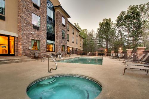 The Lodge on Lake Oconee - Eatonton, GA 31024