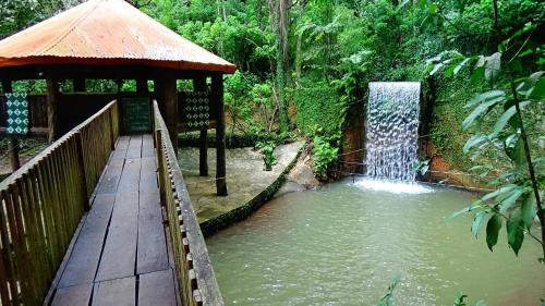 Cachoeira do Miltão Eco Spa Photo