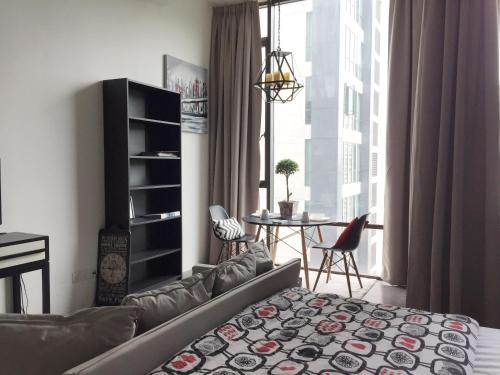 Studio Apartment Empire Damansara empire damansara soho & studio with wifi, petaling jaya (selangor