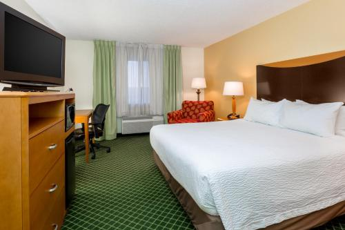Fairfield Inn by Marriott Dayton Fairborn Photo