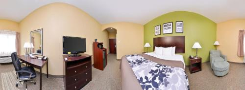 Sleep Inn and Suites Houston Photo