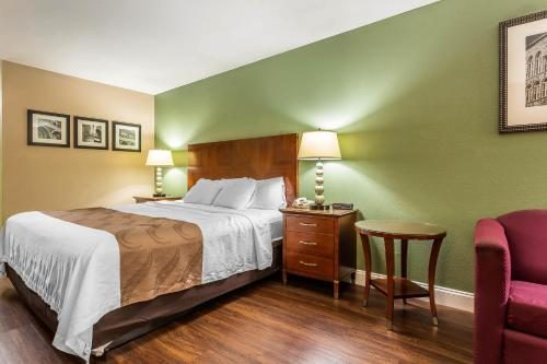 Quality Inn & Suites Warner Robins Photo