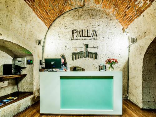 Palla Boutique Hotel Photo