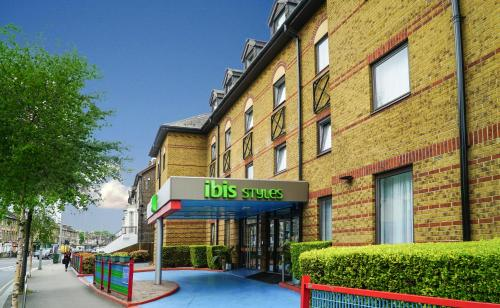 ibis Styles London Leyton impression