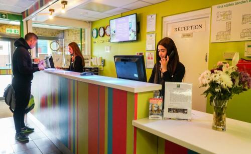 ibis Styles London Leyton photo 53