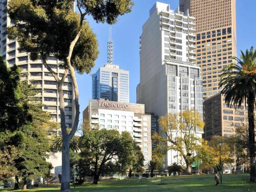 Mercure Melbourne Treasury Gardens photo 44
