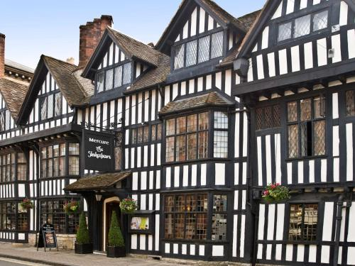 Mercure Stratford upon Avon Shakespeare Hotel - 1 of 40