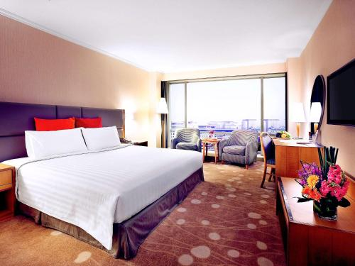 Novotel Beijing Xinqiao photo 46