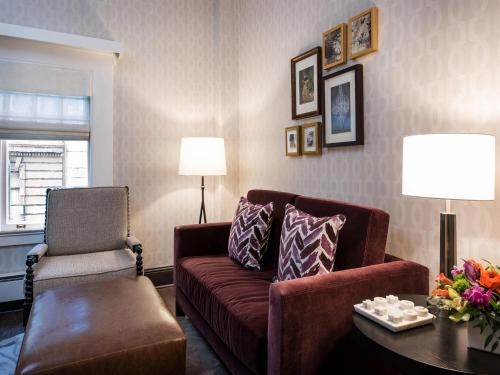 Inn at Union Square, a Greystone Hotel Photo