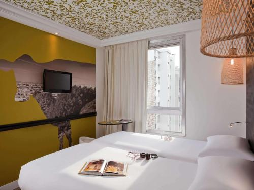 ibis Styles Paris Buttes Chaumont photo 36