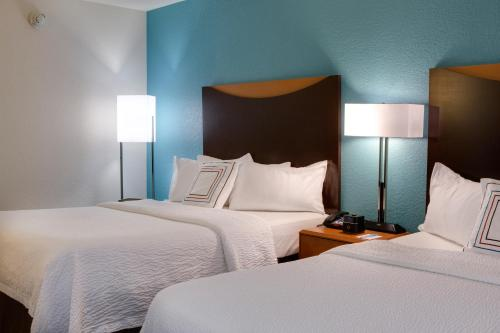 Fairfield Inn and Suites by Marriott Titusville Kennedy Space Center Photo