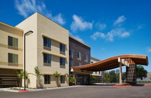 Fairfield Inn & Suites By Marriott San Diego Carlsbad - Carlsbad, CA 92008