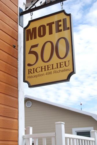 Le 500 Richelieu Photo