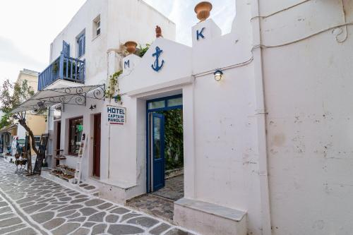 Parikia, Paros 844 00, Greece.