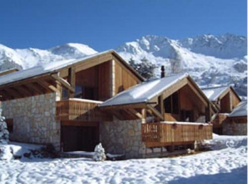 Chalets Verbier Spa