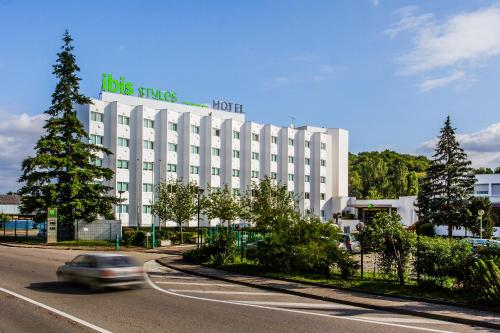 ibis Styles Lyon Sud Vienne