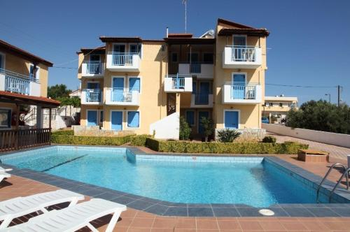 Mareva Hotel Apartments - Agiou Vasiliou 21  Greece