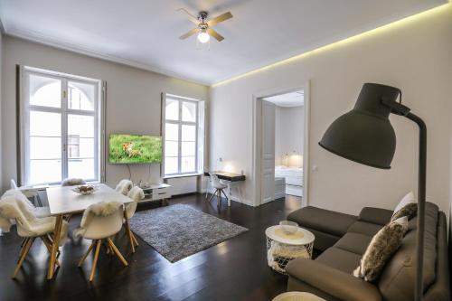 Scandi Spa Apartment, 布达佩斯