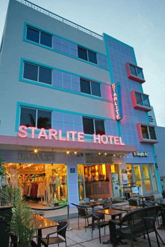 starlite hotel 750 ocean drive miami beach fl hotels. Black Bedroom Furniture Sets. Home Design Ideas
