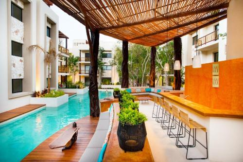 Full of Peace 2BR condo in the best spot of Tulum by Happy Address Photo
