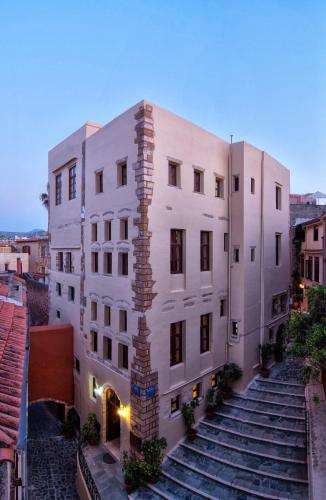 Porto Del Colombo Traditional Boutique Hotel - Theofanous & Moshon Str. Greece