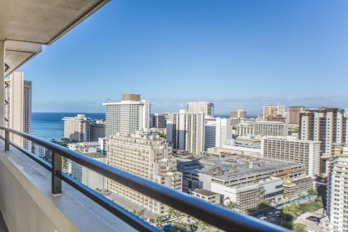Penthouse Unit in Waikiki Skytower - Honolulu, HI 96815