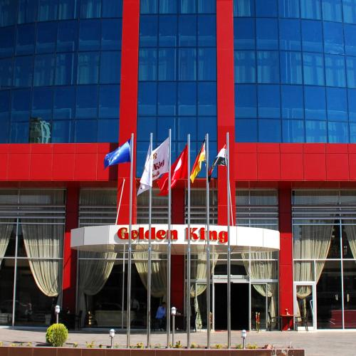 Mezitli Hotel Golden King telefon