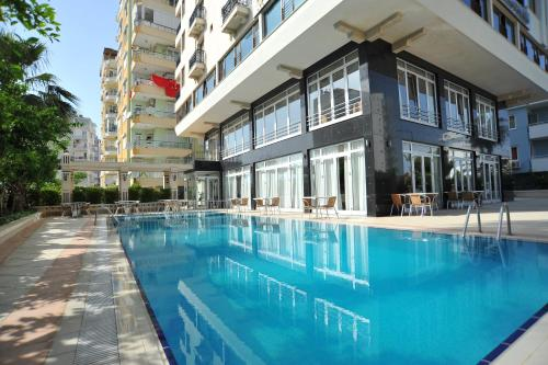 Antalya Hotel Royal Hill adres