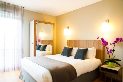 Lagrange Aparthotel Toulouse Saint-Michel - toulouse - booking - hébergement