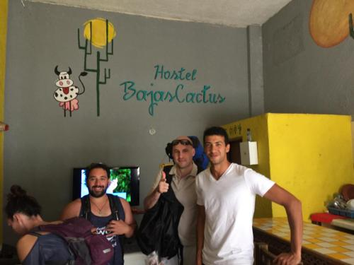 Bajas Cactus Hostel Photo