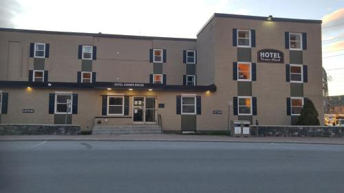 Hotel Corner Brook Photo